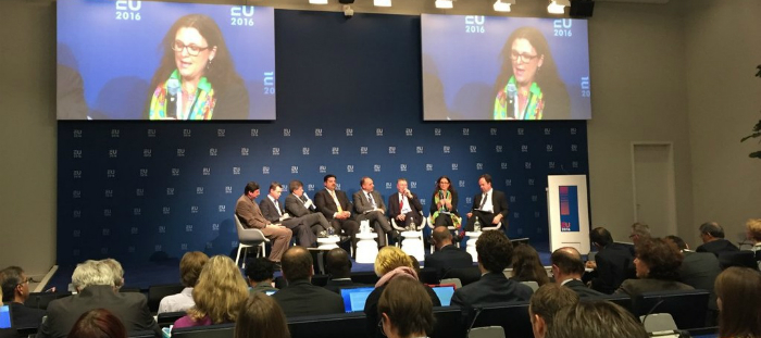 EU and Global Value Chains: Implementing sustainable business through aid and trade – Impressions of the conference