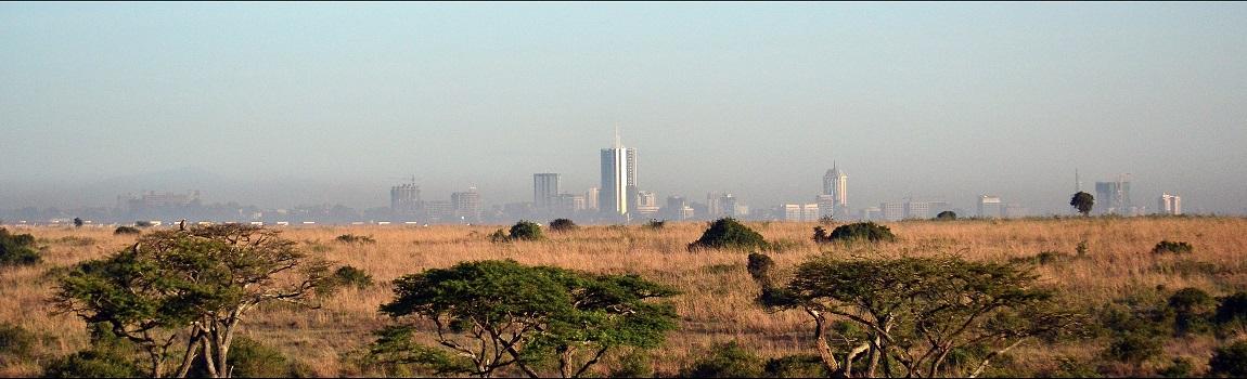 The Nairobi meeting city