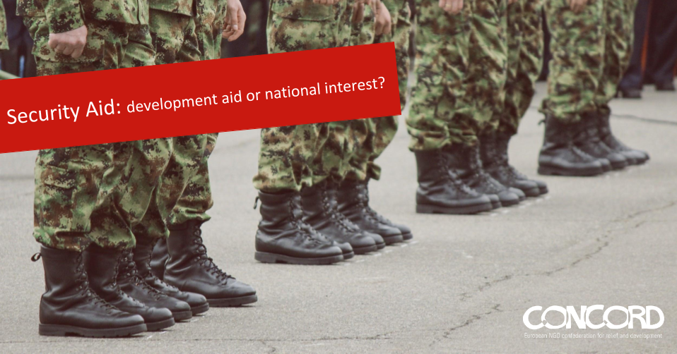 EU prioritising security over peace-building negatively impacts development aid – New Report