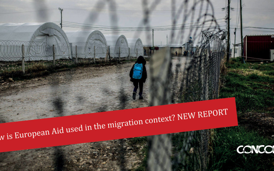 Aid and Migration: externalisation of Europe's responsibilities – New Report