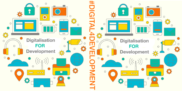 Survey on Digitalisation for Development: current situation and future trends