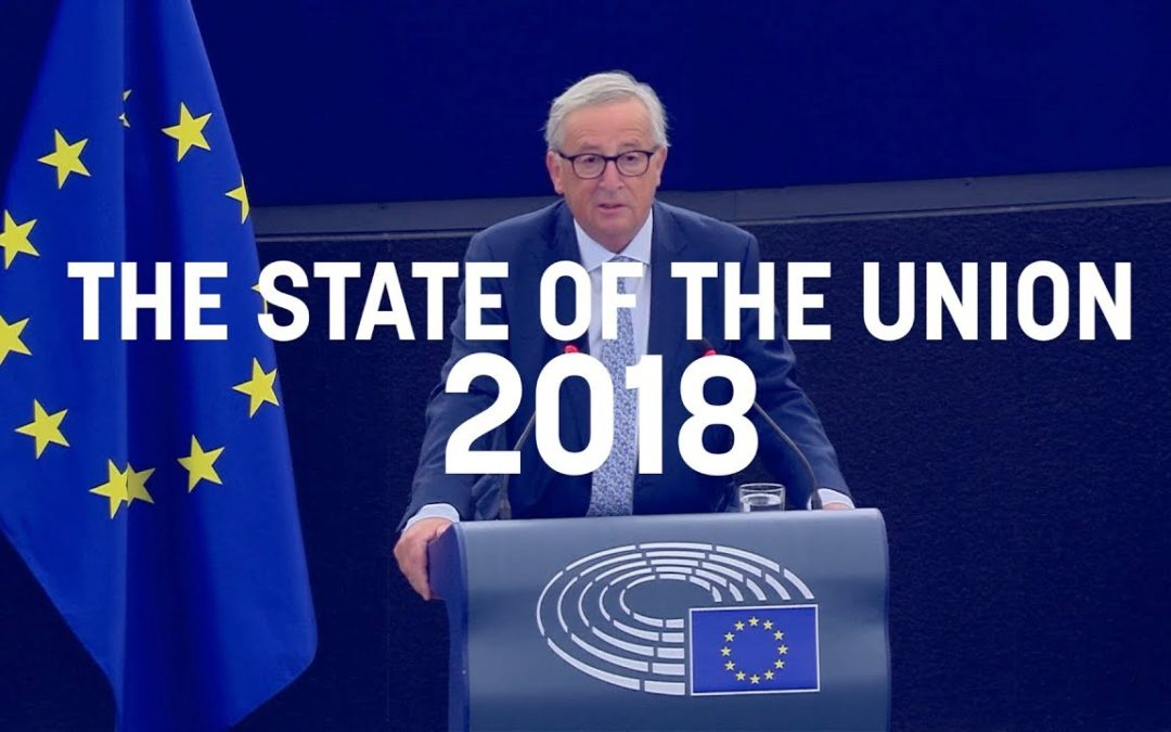 "CONCORD's reaction to Juncker's speech ""State of the Union"" 2018"