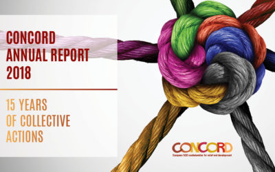 Annual Report 2018 – Fifteen years of collective actions